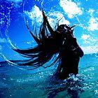 aquawoman hairsplash 01 by aquamotion