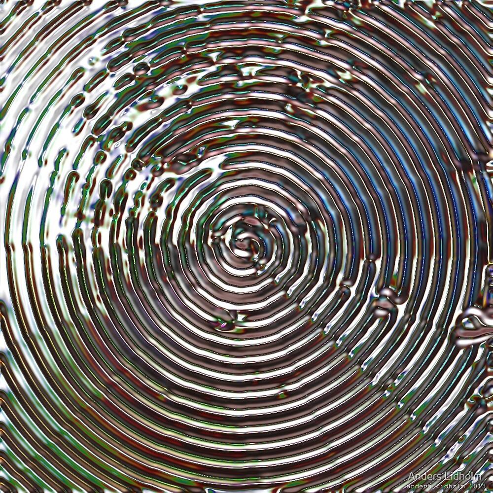 Silverspiral by Anders Lidholm