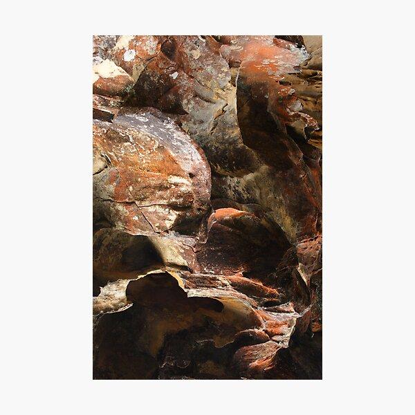 textural study. Photographic Print