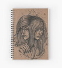 Double Spiral Notebook