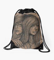 Double Drawstring Bag