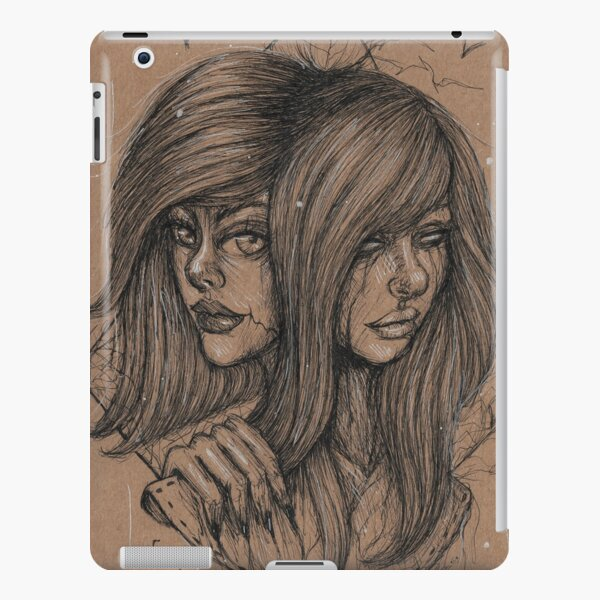 Double iPad Snap Case