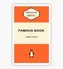 Penguin Books Sticker