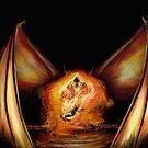 Firelight by Flynnthecat