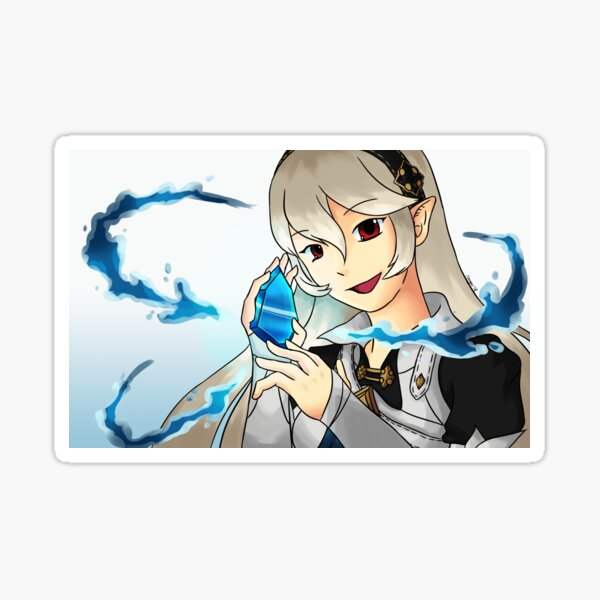Female Corrin Sticker