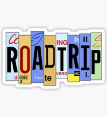 Roadtrip - RoadtripTv Sticker