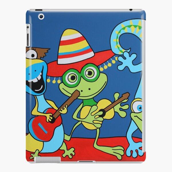 Happy Lizards  iPad Snap Case