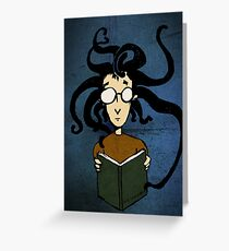 Love Lovecraft Greeting Card
