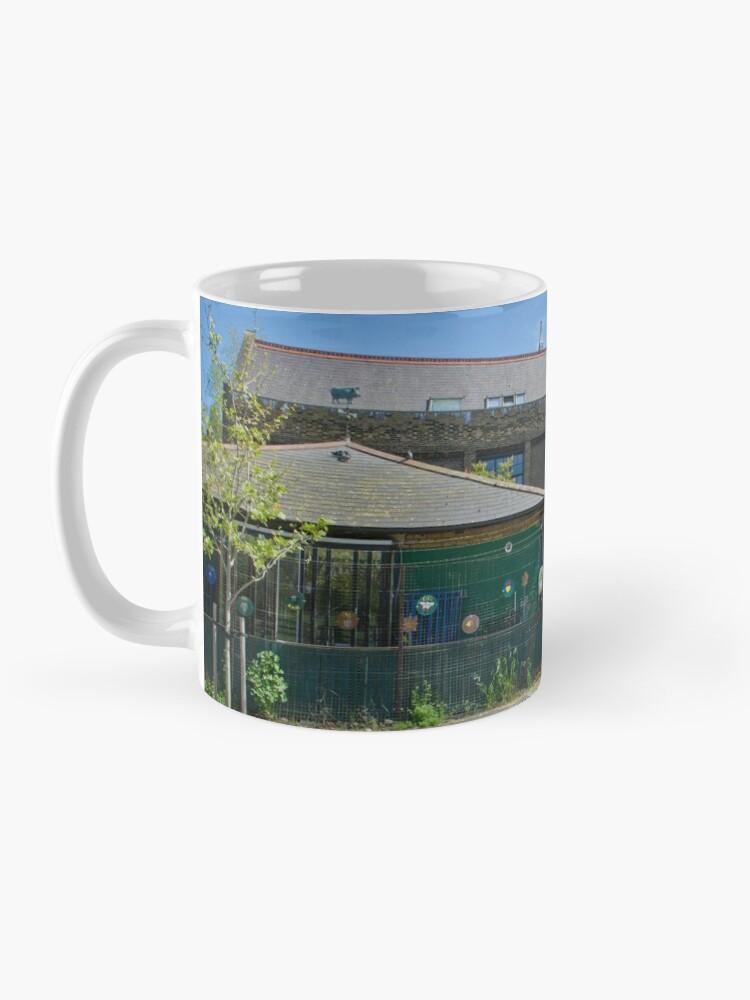 Alternate view of Vauxhall City Farm - Farm Entrance Mug