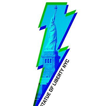 Statue Of Liberty by o2creativeNY