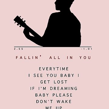 Fallin' All In You - Shawn Mendes by Beginartist