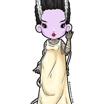 The Bride by Bantambb