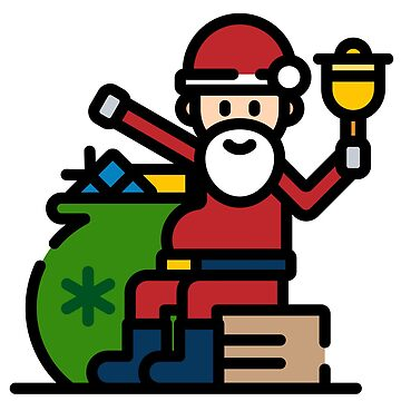 Ho hio ho! Santa claus is here by PhotoIllusions