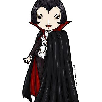 Dracula by Bantambb