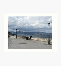 Crete Art Print