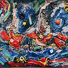 Cosmic Dance by Diane  Marie Kramer
