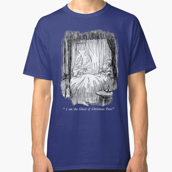 """""""I am the Ghost of Christmas Past"""". Classic T-Shirt"""