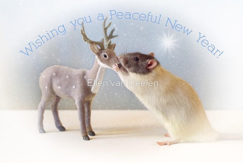 Happy New Year! by Ellen van Deelen