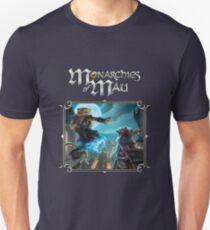 Monarchies of Mau Cover Art Unisex T-Shirt
