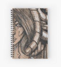 Slice Spiral Notebook