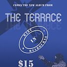 The Terrace Made In Melbourne Promo Poster by Paul Clarke