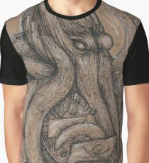 The Kraken Graphic T-Shirt