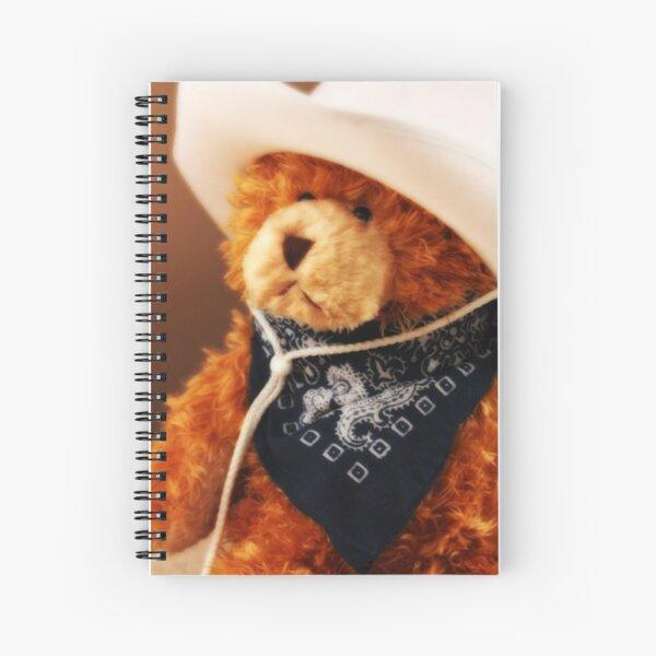 Howdy Spiral Notebook