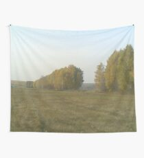 a stunning Russia landscape Wall Tapestry