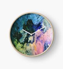 Accidental Art Clock