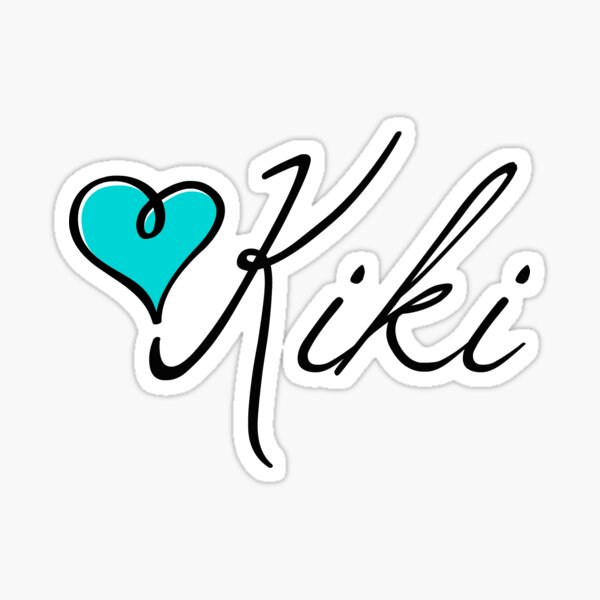 Kiki Sticker