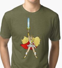 Camiseta de tejido mixto She-Ra: Princesa del Poder