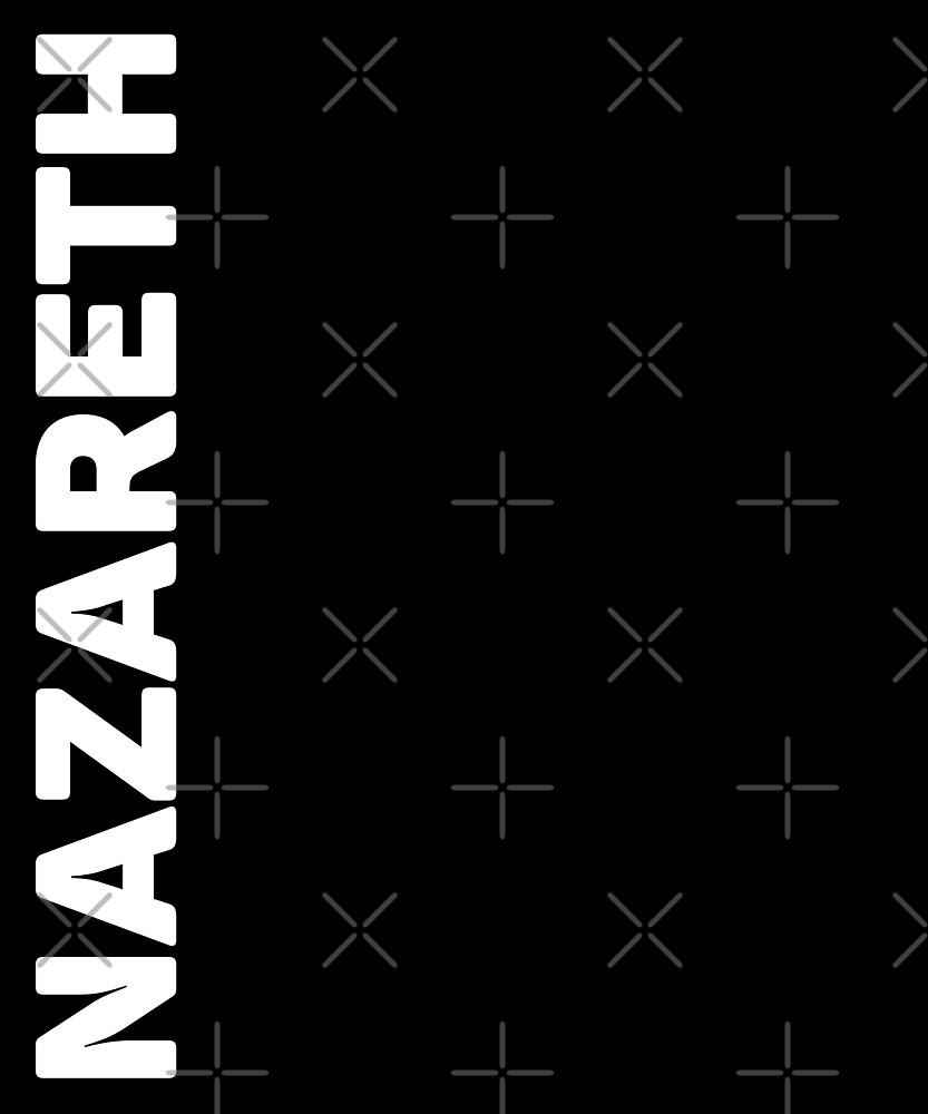 Nazareth T-Shirt by designkitsch