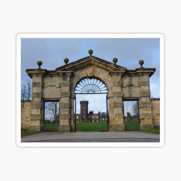 Swinton Park, Masham, North Yorkshire #2 Sticker