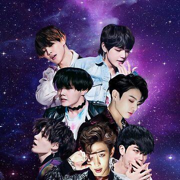 BTS FAKE LOVE de kaptenzissou