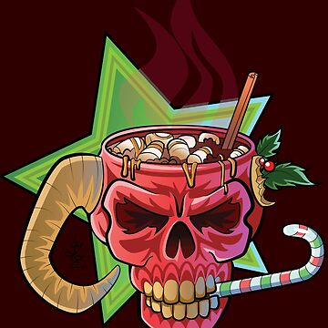 Hot Chocolate From Hell by kzenabi