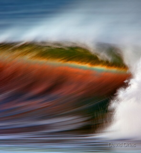 Oxnard Wave 2 by David Orias