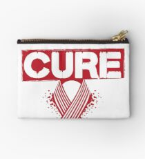 Liberalism Find A Cure - Funny Conservative T-Shirt Gift Studio Pouch
