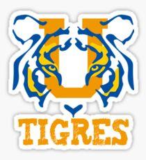 Tigres Monterrey Tee shirt Football Soccer Sticker