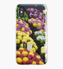 Lovely flowers iPhone Case/Skin