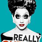 """""""Wirklich, Königin?"""" Bianca Del Rio, RuPaul's Drag Race Queen von vixxitees"""
