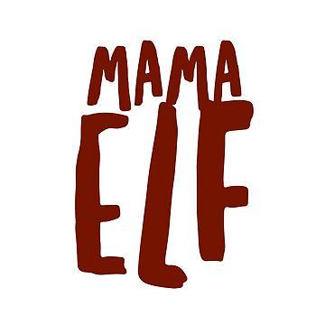 Mama elf by CharlyB