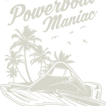 F1 Powerboat Racing Maniac by offroadstyles