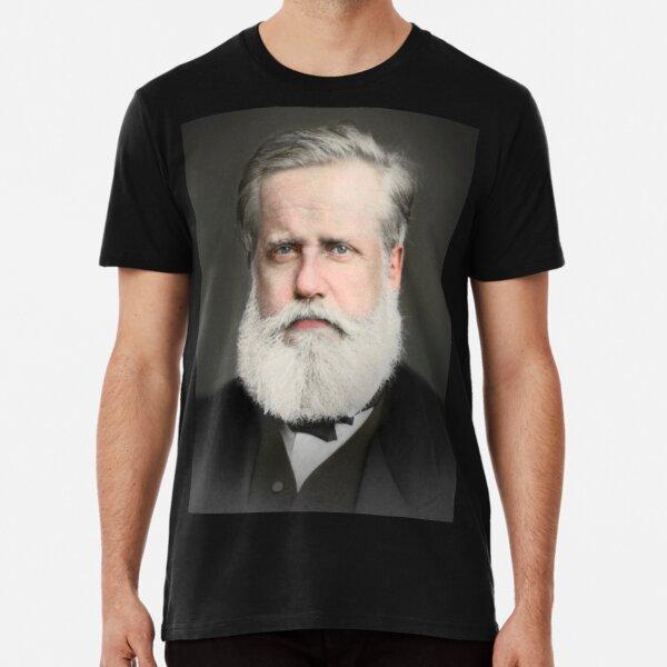 Dom Pedro II (1825 - 1891) Premium T-Shirt