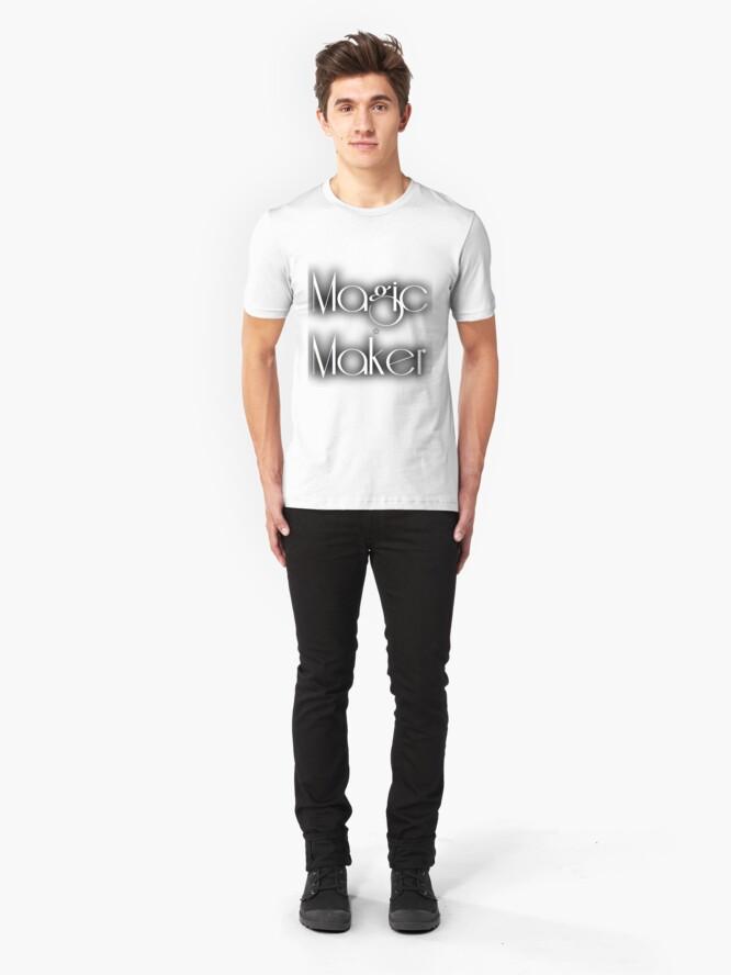 Alternate view of Magic Maker Slim Fit T-Shirt