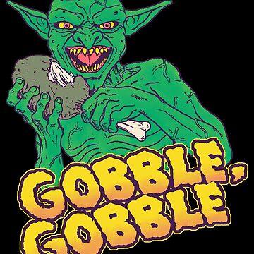 Gobble Goblin by wytrab8