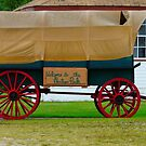 Covered Wagon by MaeBelle