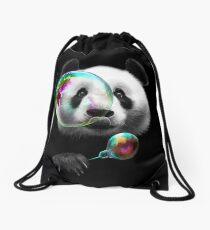 PANDA BUBBLEMAKER Drawstring Bag