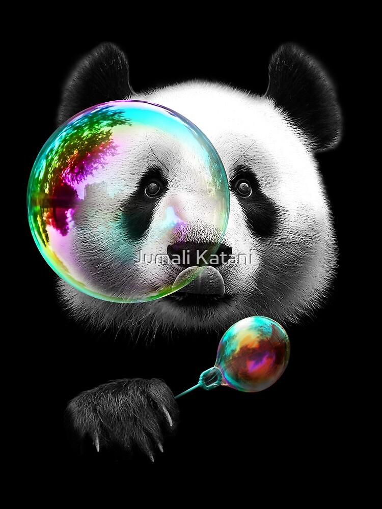 PANDA BUBBLEMAKER by MEDIACORPSE