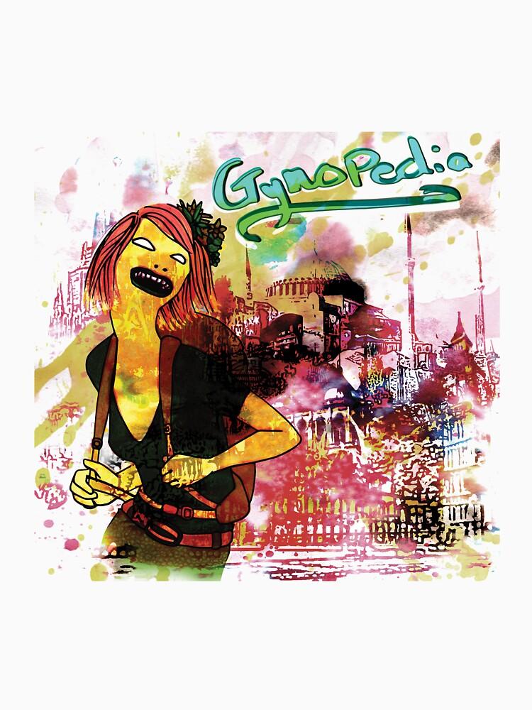 Female Solo Traveler by Gynopedia