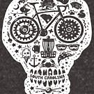 Funky Skully 19 by BlackOctopusMer